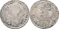 1/2 Taler 1765 RDR Tirol Hall Maria Theresia, 1740-1780 fleckig, f.ss/ss  100,00 EUR  +  3,00 EUR shipping