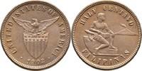 1/2 Centavo 1903 Philippinen  Stempelglanz  30,00 EUR  +  3,00 EUR shipping