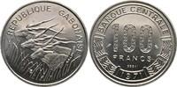 100 Francs 1971 Gabun Essay - Probe Elenantilopen Bankfrisch  30,00 EUR  +  3,00 EUR shipping