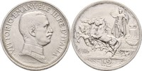 2 Lire 1916 R Italien Vittorio Emanuele III., 1900-46 ss kl. Randfehler  18,00 EUR  +  3,00 EUR shipping