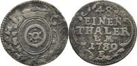 1/48 Taler 1789 Mainz Erfurt Bistum Friedrich Karl Joseph von Erthal, 1... 20,00 EUR  +  3,00 EUR shipping