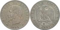 5 Centimes 1855 B Frankreich Napoleon III., 1852-70 vz  18,00 EUR  +  3,00 EUR shipping