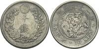10 Sen 1888 Japan Mutsuhito, 1867-1912 fast vz  20,00 EUR  +  3,00 EUR shipping