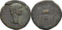 Sesterz 42-43 RÖMISCHE KAISERZEIT Claudius, 41 - 54 Schrötlingsfehler, ... 380,00 EUR free shipping