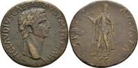Sesterz 41-42 RÖMISCHE KAISERZEIT Claudius, 41 - 54 ss  275,00 EUR free shipping