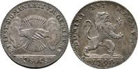 X Sols 1790 RDR Brabant Brüssel Belgischer Aufstand, 1789-1790 minimal ... 385,00 EUR free shipping