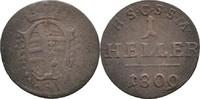 Heller 1809 Sachsen Coburg Saalfeld Ernst, 1806-1826. f.ss  12,00 EUR  +  3,00 EUR shipping