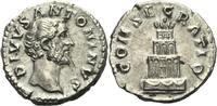 Denar 161 - 180 RÖMISCHE KAISERZEIT Divus Antoninus Pius, ab 161 n. Chr... 140,00 EUR  +  3,00 EUR shipping