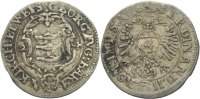 Fugger -Babenhausen-Wellenburg 1/2 Batzen 1624  ss Georg IV., 1598-1643 100,00 EUR 