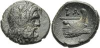 Makedonien Bronze Philippos V. (221-179)
