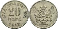 20 Para 1913 Montenegro Nikolaus, 1860 - 1918 ss  15,00 EUR  +  3,00 EUR shipping