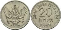 20 Para 1908 Montenegro Nikolaus, 1860 - 1918 ss  15,00 EUR  +  3,00 EUR shipping