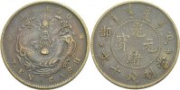 China Empire 10 Cash 1903 - 1905 ss  30,00 EUR
