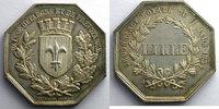 1834 Jetons und Medaillen jeton octogonal en argent   1834    SUP vz  60,00 EUR  plus 5,00 EUR verzending