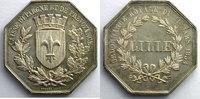 1834 Jetons und Medaillen jeton octogonal en argent   1834    SUP vz  45,00 EUR  plus 5,00 EUR verzending