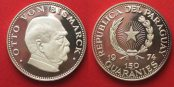 Paraguay  1974 PP PARAGUAY 150 Guaranies 1...