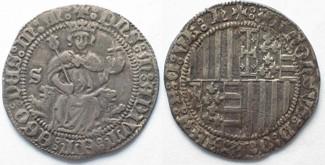 1442-1458 Italien - Neapel NAPOLI Carlino...