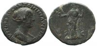 Roman Imperial  147-175 ss FAUSTINA Jun. 1...