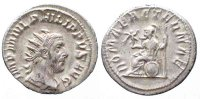 Roman Imperial  244-249 vz+ PHILIPPUS I. A...
