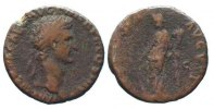 Roman Imperial  96-98 s NERVA 96-98 AE-As ...
