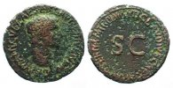 Roman Imperial  41-54 s-ss GERMANICUS (15B...