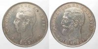 Rumnien  1906 Proof RUMNIEN 5 Lei 1906 C...