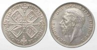 England  GREAT BRITAIN Florin 1931 GEORGE V silver aUNC!!! # 77835