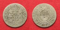 1794 Schweiz - Freiburg Swiss FREIBURG 1/8 Gulden (7 Kreuzer) 1794 sil... 34,99 EUR  plus 5,00 EUR verzending