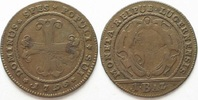 1796 Schweiz - Luzern Swiss LUZERN Batzen 1796 billon VF+ # 93646 ss+  34,99 EUR  plus 5,00 EUR verzending
