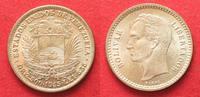 1945 Venezuela VENEZUELA Gram 2.500 (1/2 Bolivar) 1945 silver UNC!!! #... 14,99 EUR  +  5,00 EUR shipping