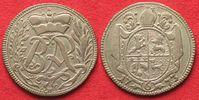 1773 Schweiz - St. Gallen SAINT GALL Abbey 6 Kreuzer 1773 BEDA ANGEHRN... 134,99 EUR  plus 6,50 EUR verzending