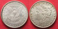 1885 Vereinigte Staaten von Amerika US Morgan Dollar 1885 silver aUNC!... 44,99 EUR  +  5,00 EUR shipping