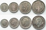 1932 England GREAT BRITAIN 1932 MAUNDY SET GEORGE V silver Prooflike V... 224,99 EUR  +  6,50 EUR shipping
