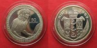 1989 Niue NIUE 50 Dollars 1989 STEFFI GRAF OLYMPIA SEOUL silver Proof ... 29,99 EUR  +  5,00 EUR shipping