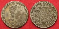 1765 Haus Habsburg HUNGARY 7 Krajczar 1765 MARIA THERESA Madonna silve... 39,99 EUR  +  5,00 EUR shipping