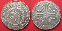1797 Schweiz - Bern Swiss BERN 1/4 Thaler 1797 small date var. silver ... 199,99 EUR  +  6,50 EUR shipping