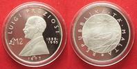 1977 Malta MALTA 2 Pounds 1977 LUIGI PREZIOSI silver Proof SCARCE!!! #... 49,99 EUR  +  5,00 EUR shipping