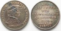 1819 Schweiz - Zürich Swiss ZURICH Ducat 1819 ULRICH ZWINGLI in silver... 64,99 EUR  +  5,00 EUR shipping