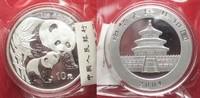 2004 China CHINA 10 Yuan 2004 Panda 1 ounce pure silver SEALED BU! # 9... 84,99 EUR  +  5,00 EUR shipping