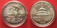 1989 China CHINA 10 Yuan 1989 Panda 1 ounce pure silver BU # 94395 st  59,99 EUR  +  5,00 EUR shipping