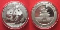 2009 China CHINA 10 Yuan 2009 Panda 1 ounce pure silver BU # 94396 st  42,99 EUR  +  5,00 EUR shipping