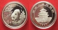 1997 China CHINA 5 Yuan 1997 Panda 1/2 oz silver BU # 94400 st  29,99 EUR  +  5,00 EUR shipping