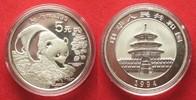 1994 China CHINA 5 Yuan 1994 Panda 1/2 oz silver BU # 94401 st  34,99 EUR  +  5,00 EUR shipping