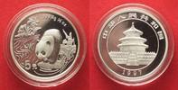 1997 China CHINA 5 Yuan 1997 Panda 1/2 oz silver BU # 94402 st  29,99 EUR  +  5,00 EUR shipping