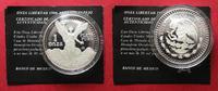 1986 Mexiko MEXICO 1 Onza 1986 LIBERTAD silver 1 ounce PROOF with COA ... 64,99 EUR  +  5,00 EUR shipping
