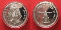 1988 Mexiko MEXICO 1 Onza 1988 CUAUHTEMOC silver 1 ounce PROOF # 94422... 44,99 EUR  +  5,00 EUR shipping