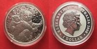 2008 Australien 1 oz pure silver AUSTRALIAN KOALA 1 Dollar 2008 BU # 9... 74,99 EUR  +  5,00 EUR shipping