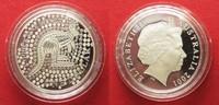 2001 Australien 1 oz pure silver AUSTRALIAN KANGAROO 1 Dollar 2001 PRO... 89,99 EUR  +  5,00 EUR shipping