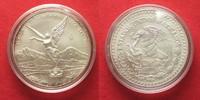 1996 Mexiko MEXICO 1 Onza 1996 LIBERTAD silver 1 ounce UNC # 94475 st  39,99 EUR  +  5,00 EUR shipping