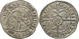 1389-1418 Belgien-Lüttich, Bistum Johann ...